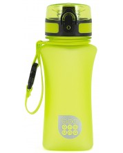 Бутилка за вода Ars Una - Жълт мат, 350 ml