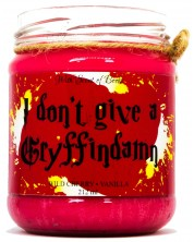 Ароматна свещ - I don't give a Gryffindamn, 212 ml