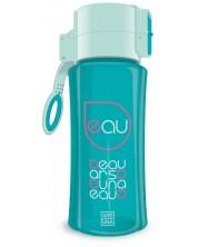 Бутилка за вода Ars Una - Тюркоаз, 450 ml -1