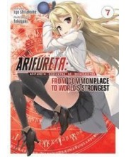 Arifureta From Commonplace to World`s Strongest (Light Novel) Vol. 7 -1