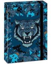 Кутия с ластик Ars Una Roar of the Tiger А4 -1