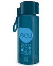 Бутилка за вода Ars Una - Синя, 650 ml