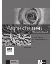 Aspekte neu B2 Lehrerhandbuch mit Medien DVD-ROM -1