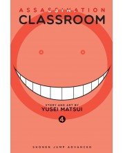 Assassination Classroom, Vol. 4 -1