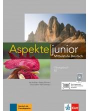 Aspekte junior B2 Übungsbuch mit Audio-Dateien zum Download -1