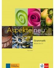 Aspekte neu Grammatik B1 plus bis C1 -1