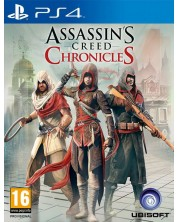Assassin's Creed Chronicles Pack (PS4) -1