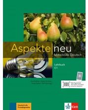 Aspekte Neu C1: Lehrbuch / Немски език - ниво С1: Учебник -1