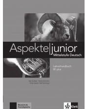 Aspekte junior B1 plus Lehrerhandbuch -1