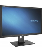 "Монитор Asus C624BQ - 24"", Full HD, Swivel, черен"