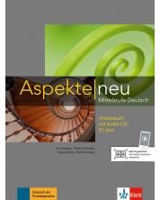 Aspekte neu B1 plus Arbeitsbuch mit Audio-CD -1