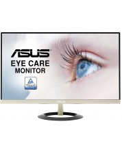 "Монитор Asus VZ249Q - 24"", Full HD, златист -1"
