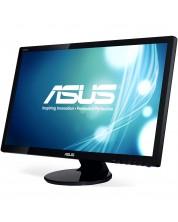 """Монитор Asus VE278H - 27"""", Full HD, 2ms, черен"""