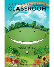 Assassination Classroom, Vol. 20 -1