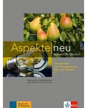 Aspekte Neu C1: Intensivtrainer / Немски език - ниво С1: Тетрадка с упражнения -1