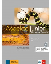 Aspekte junior C1 Ubungsbuch mit Audio-Dateien zum Download -1