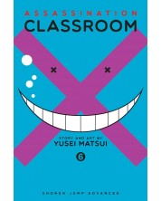 Assassination Classroom, Vol. 6 -1