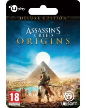 Assassin's Creed Origins - Deluxe Edition (PC) - digital