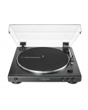 Грамофон Audio-Technica - AT-LP60XBT, черен