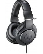 Слушалки Audio-Technica ATH-M20x - черни -1