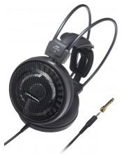 Слушалки Audio-Technica - ATH-AD700X, черни -1