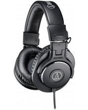 Слушалки Audio-Technica ATH-M30x - черни -1