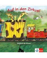 Auf in den Zirkus Audio-CD -1