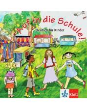 Auf in die Schule! Audio-CD + Booklet -1