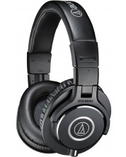 Слушалки Audio-Technica ATH-M40x - черни -1