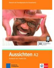 Aussichten A2 Kursbuch mit 2 Audio-CDs -1