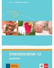 Aussichten A2 Intensivtrainer Kurs- und Selbstlernmaterial -1