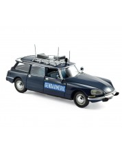 Авто-модел Citroën Break 21 1974 Gendarmerie -1