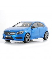 Авто-модел Mercedes BENZ A 250 Sport 2012 blue metallic -1