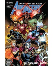 Avengers by Jason Aaron, Vol. 1: The Final Host -1