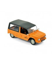 Авто-модел Citroеn Mеhari 1983 - Kirghiz Orange -1