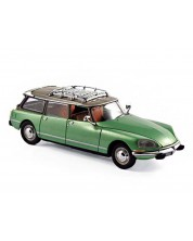 Авто-модел Citroën DS 23 Break 1974 - Green Metallic -1
