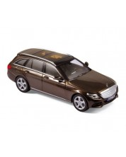 Авто-модел Mercedes-Benz C-Klasse Estate 2014 - Brown Metallic -1