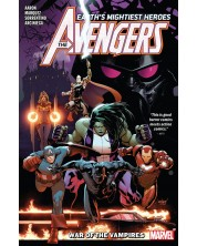 Avengers by Jason Aaron, Vol. 3: War Of The Vampires -1