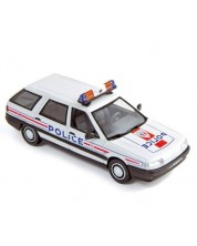 Авто-модел Renault R21 Nevada 1989 -  ' Police Nationale ' -1