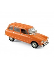 Авто-модел Citroеn Ami 8 Break 1976 - Tеnеrе Orange -1