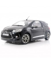 Авто-модел Citroën DS3 Cabrio 2013 Black -1