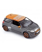 Авто-модел Citroën DS3 Racing 2010 Grey with orange roof -1