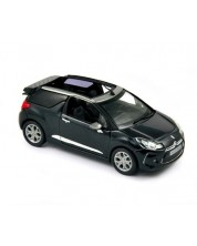 Авто-модел Citroën DS3 Cabrio 2013 – Black -1