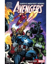 Avengers by Jason Aaron, Vol. 2: World Tour -1