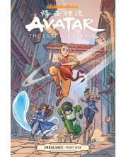 Avatar: The Last Airbender - Imbalance Part One -1