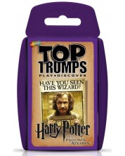 Игра с карти Top Trumps - Harry Potter and The Prisoner of Azkaban