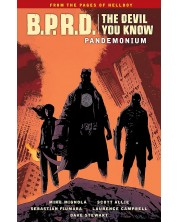 B.P.R.D.: The Devil You Know Volume 2