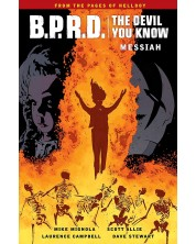 B.P.R.D.: The Devil You Know Volume 1 - Messiah
