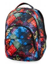 Ученическа раница Cool Pack Basic Plus - Blox