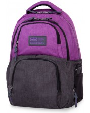 Ученическа раница Cool Pack Aero - Melange Purple